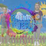Бог видит наши лица, и знает наше сердце. Песня с движениями от клуба Friends of Jesus.