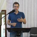 Недільне служіння 12.07.2020 Перша проповідь: Дмитро Харченко